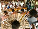 Ministério Público Federal prestigia ato dos índios Tabajara