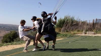 Vuelo en Parapente Vejer volar en parapente Galeria 48