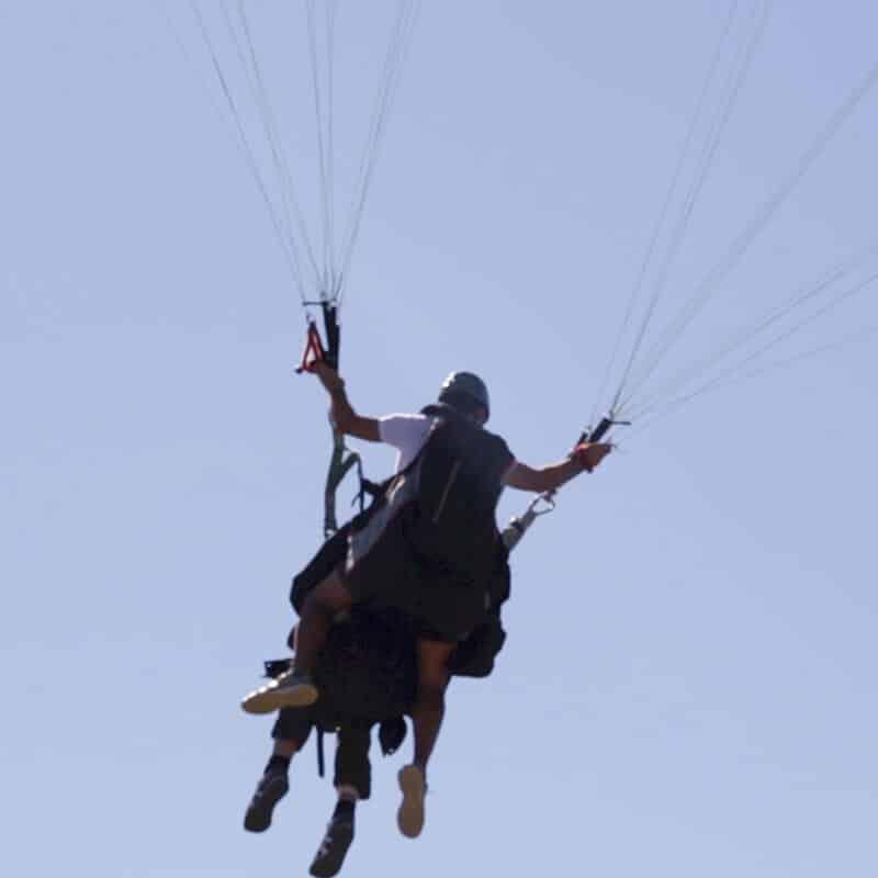 Reserva volar en parapente Galeria HappyMoment2
