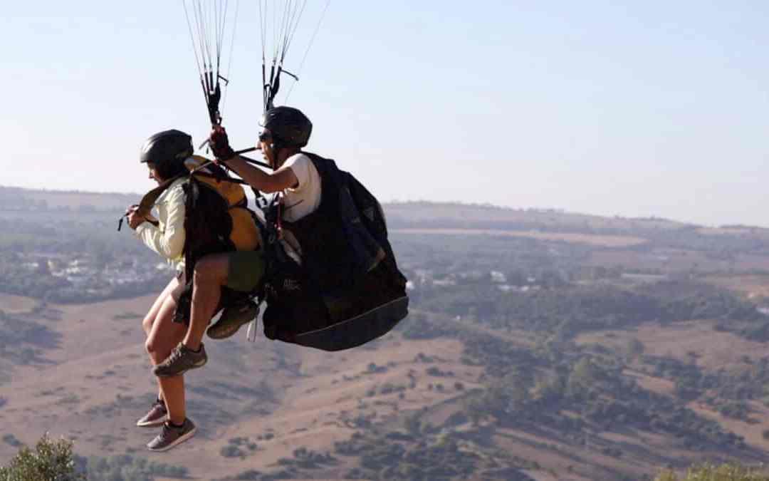 Qué puedes esperar… si quieres volar en parapente