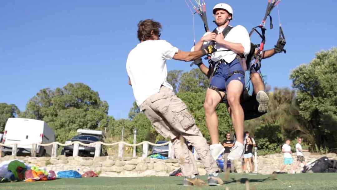 Qué esperar de un vuelo en parapente parapente Qué puedes esperar… si quieres volar en parapente VueloParapente4