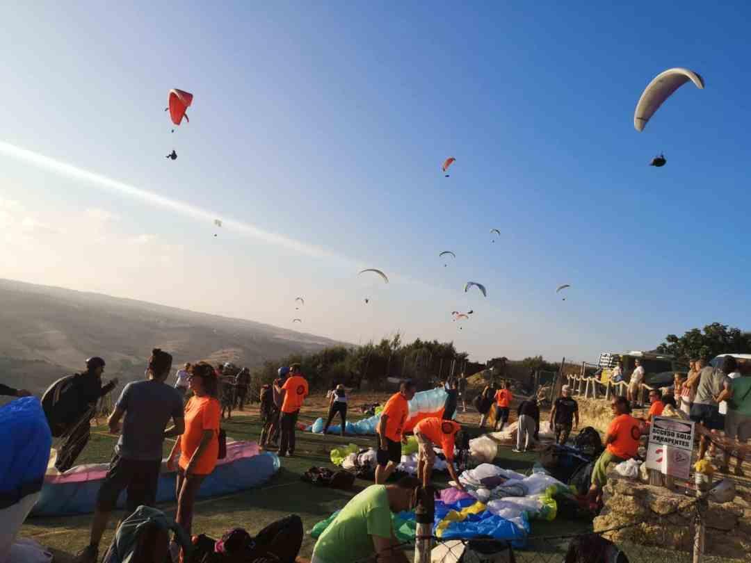 Volar en Parapente Cadiz parapente vejer Re-Animandonos… a volar en Parapente Vejer IMG 20190714 WA0021