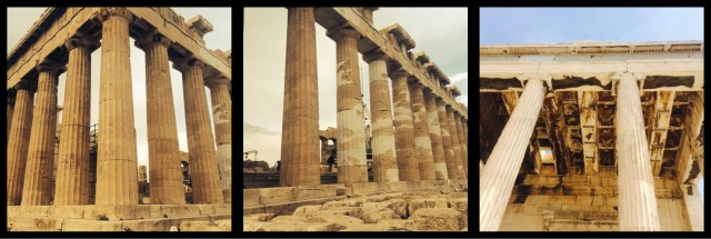 The Parthenon!