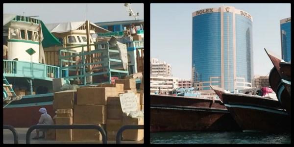 Cargo @ Dubai Creek. Deira. Dubai. UAE