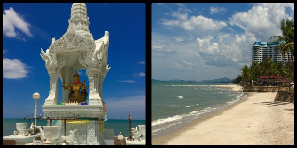 Hau Hin Beach Thailand