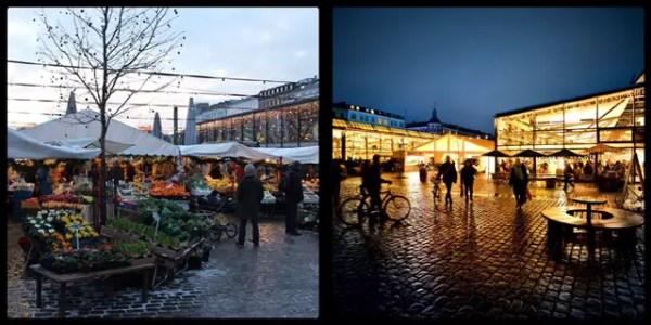 Torvehallerne Copenhagen Denmark