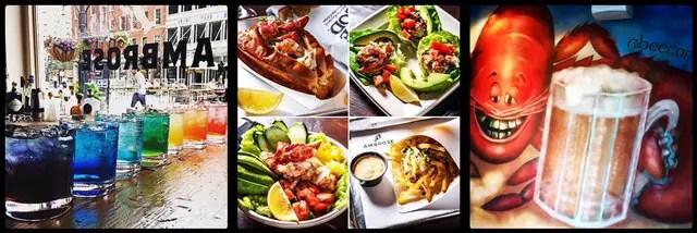 Ambrose Beer & Lobster. New York