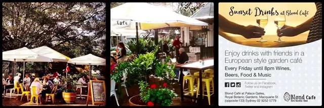 Blond Cafe Sydney Australia
