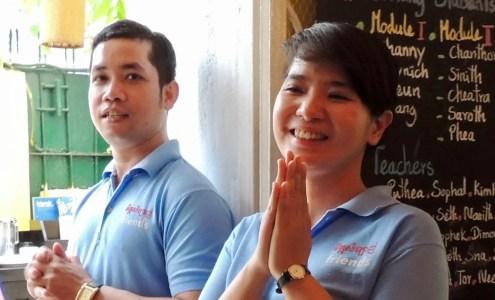 Friends International. Cambodia.