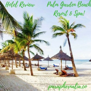 Palm Garden Beach Resort & Spa. Hoi An. Vietnam.