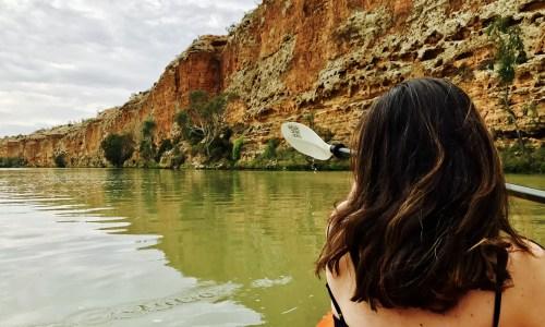 Murray River Houseboat Adventure. South Australia