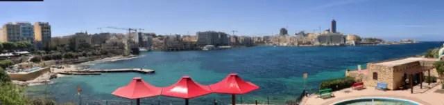Sliema. Malta.
