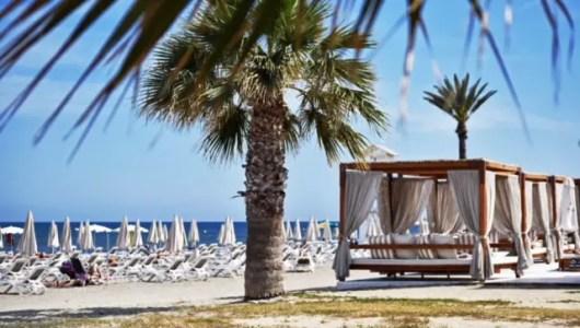 Larnaca. Cyprus.
