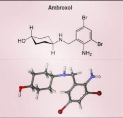 composición quimica del ambroxol