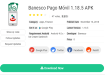 descargar aplicacion banesco pago movil