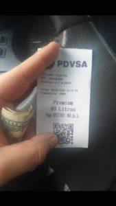 nuevo precio de la gasolina en Venezuela 2020
