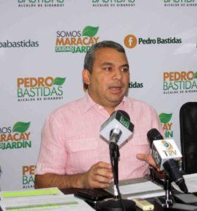#Ultima hora Murio Pedro Bastidas, Alcalde de Maracay 1