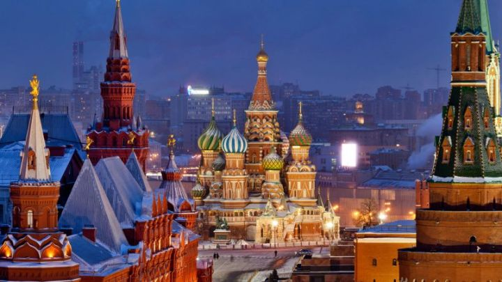 negara paling luas di dunia rusia