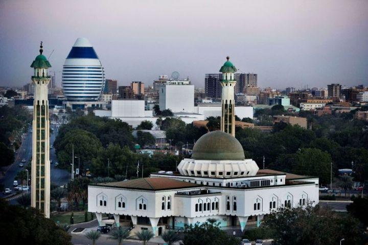 SUDAN negara ter;luas di dunia