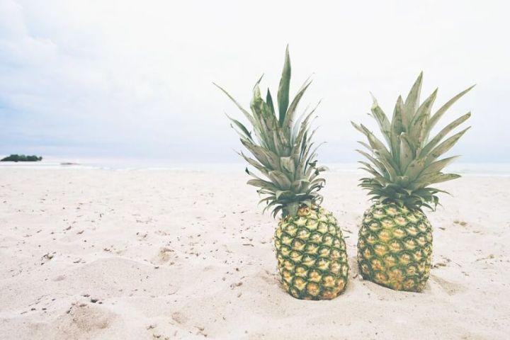 pinapple nanas diet Makanan untuk mengecilkan perut buncit