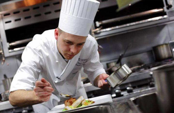 chef jenis pekerjaan yang menghasilkan barang