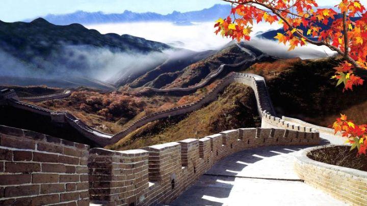great-wall-china negara paling luas di dunia