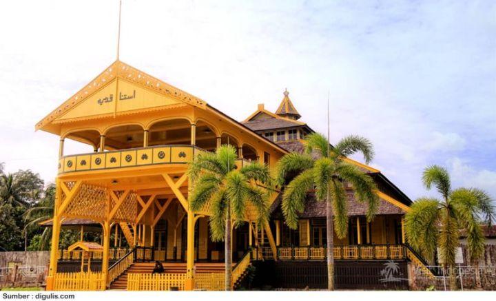 Istana Kesultanan Pontianak