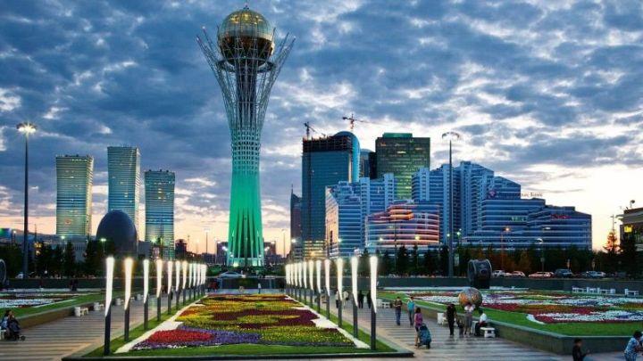 Kazakhstan negara paling luas di dunia