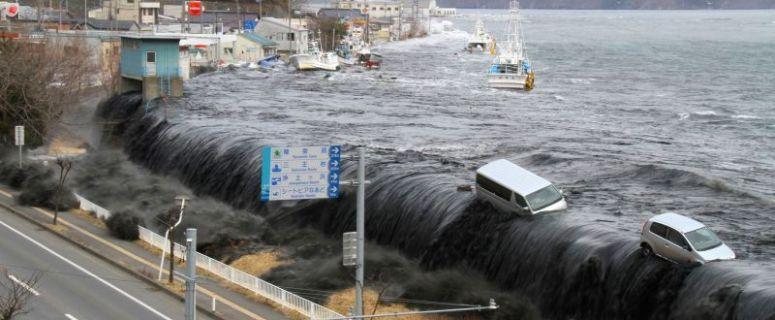 Mitigasi bencana alam Tsunami