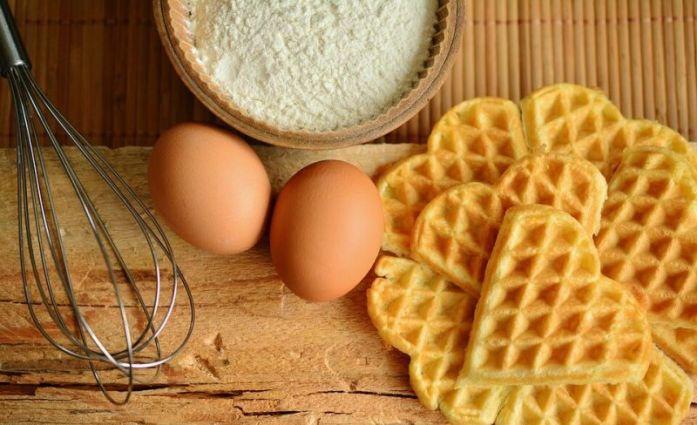 telur dadar diet Makanan untuk mengecilkan perut buncit