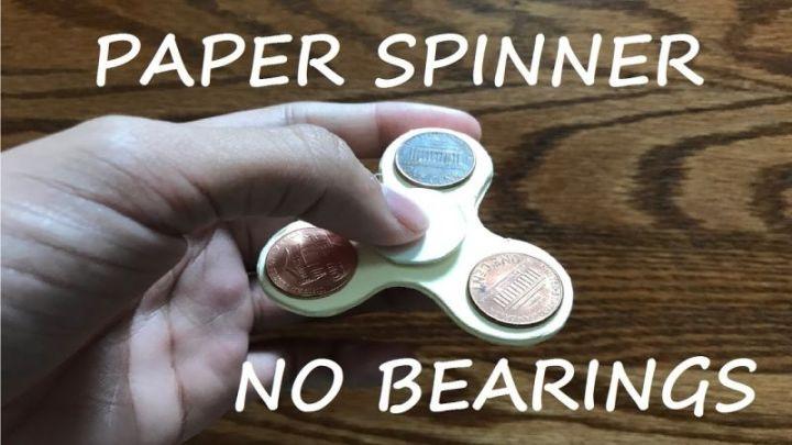 spinner tanpa bearing