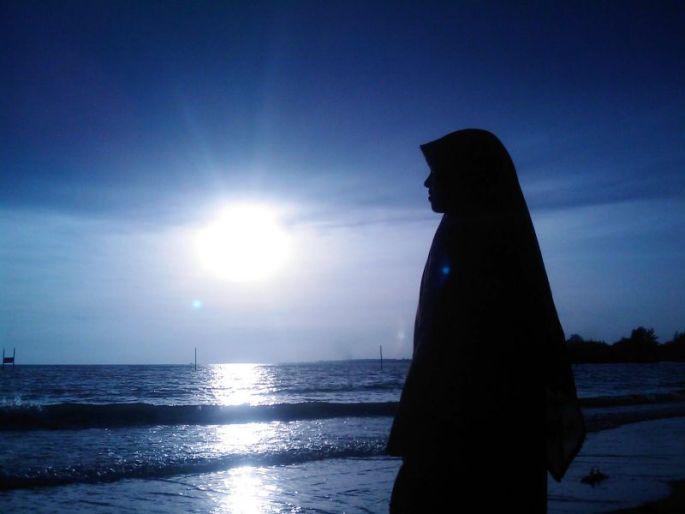Siluet Hijab