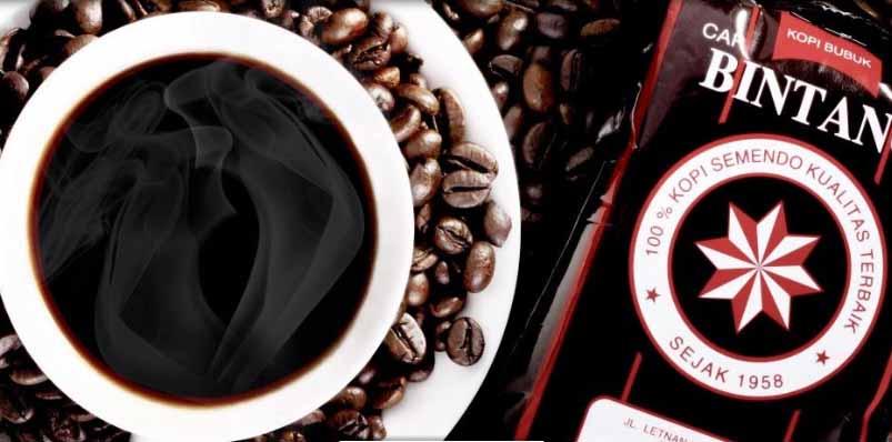 kopi robusta palembang