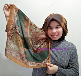 Tutorial Hijab