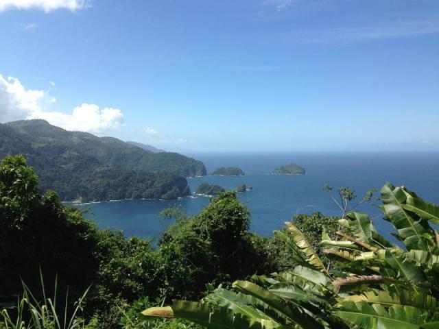 view trinidad island port of spain