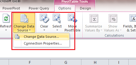 how to change column headings in pivot table excel 2013