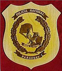 Policía Nacional en Paraguay