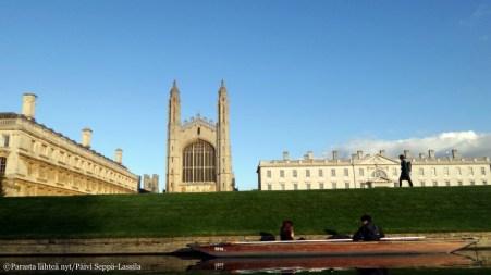 King's Collegen kappeli.