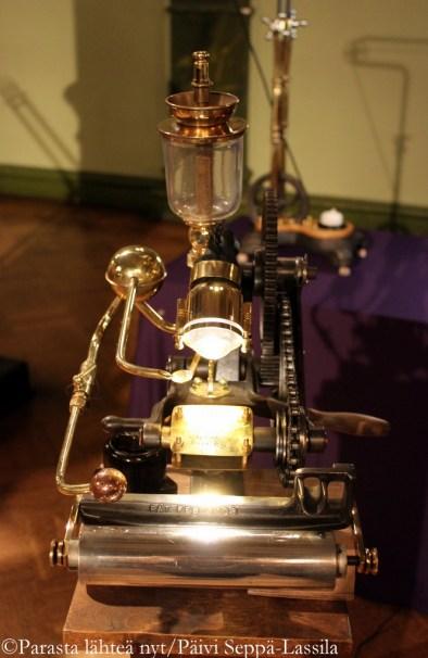 Rotaatiospektrifotometri.