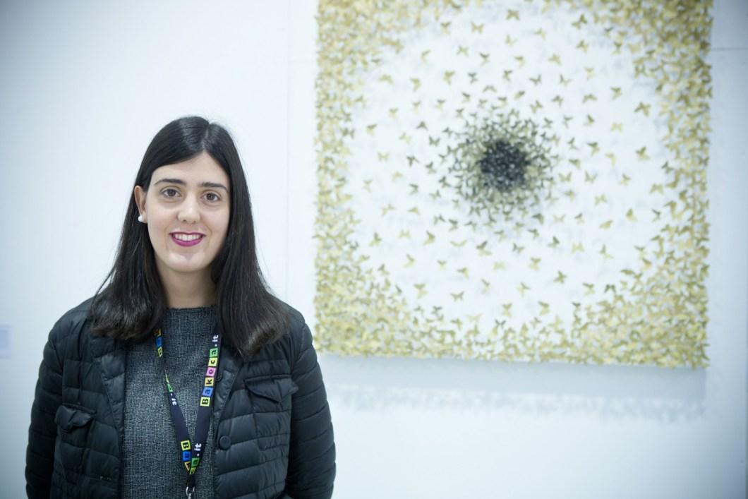La curatrice Corradina Rosetti