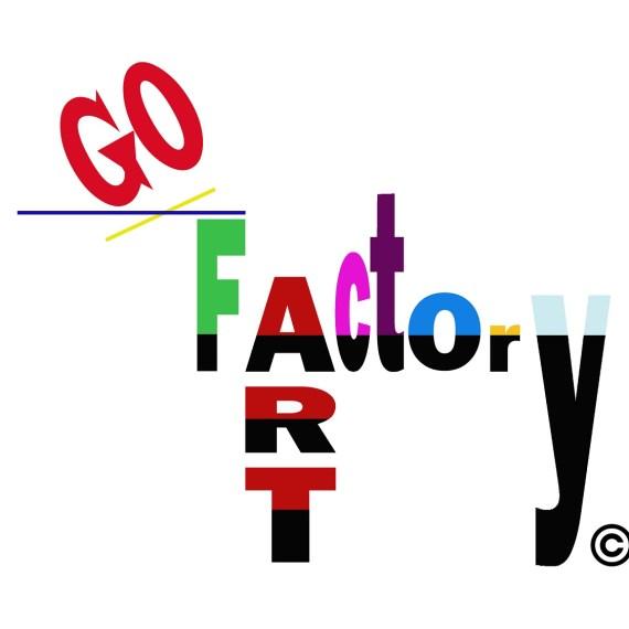 Logogo go art factory