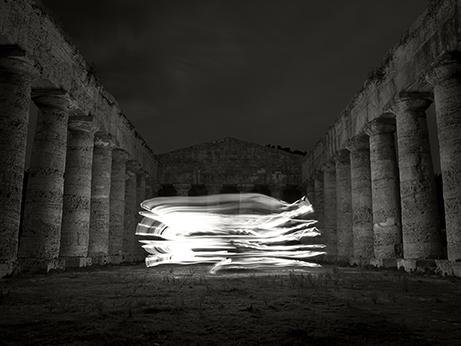 Ugo Ricciardi, Temple of Segesta#3, Sicilia (1)
