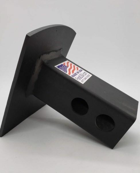 Airborne Hitch Cover back