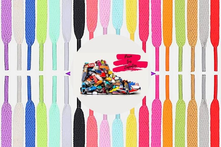 cordones para zapatos