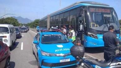 Photo of Homem é preso por dirigir BRT após paralisação do serviço no Rio de Janeiro
