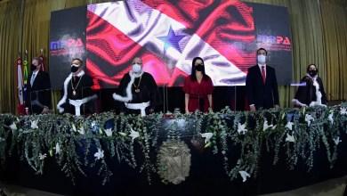 Photo of César Mattar Jr é empossado novo procurador-geral de justiça