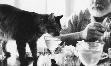 Chris Baker on Ernest Hemingway and Bordeaux