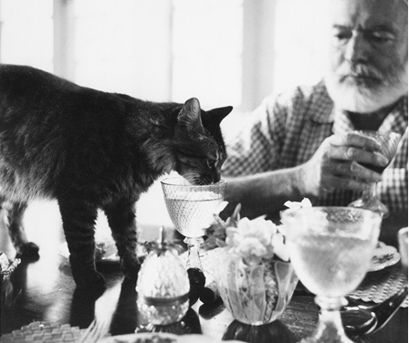 Chris Baker on Ernest Hemingway and Bordeaux