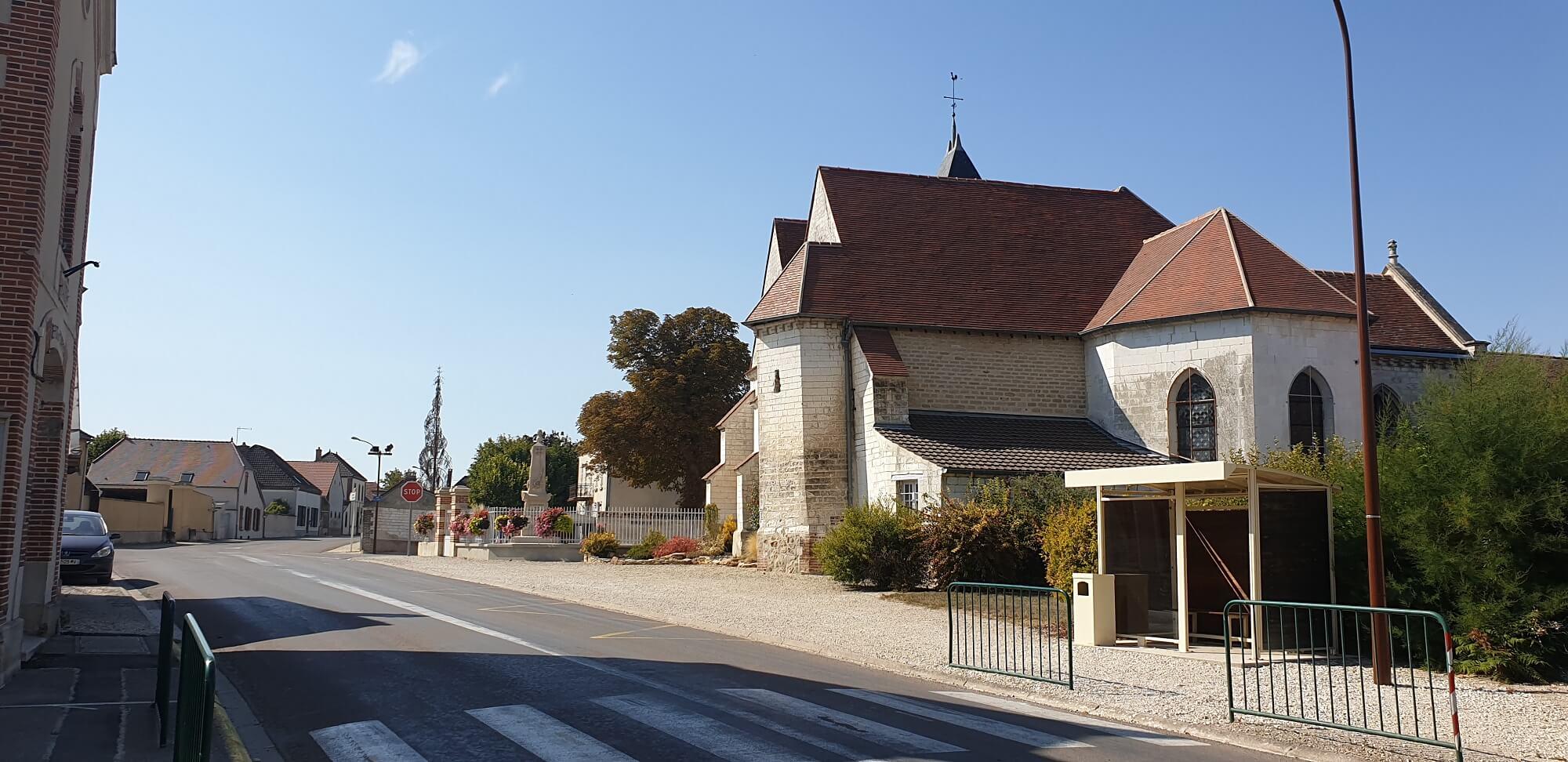 Village de Rhèges