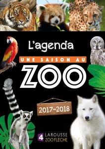 Le calendrier 2018 Une saison au Zoo